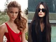 Uzun Saçlara Seksi Modeller!