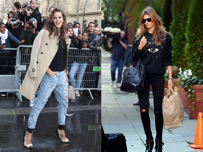 Tarzınıza Uygun Jean Trendleri