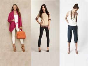 Kısa Paçalı Pantolonlar Nasıl Giyilir?
