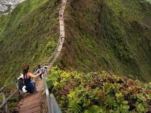 Dünya'nın En Tehlikeli 5 Yürüyüş Parkuru