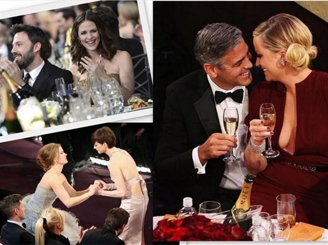 2013 yılında ödül törenlerine damga vuran anlar