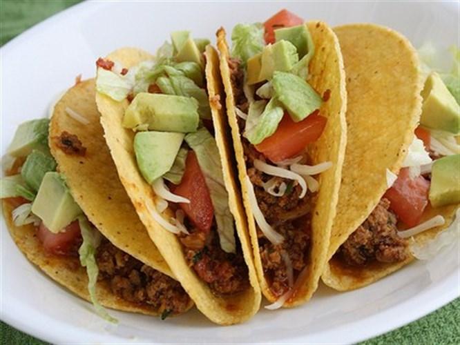 Meksika Mutfağı'ndan Tacos