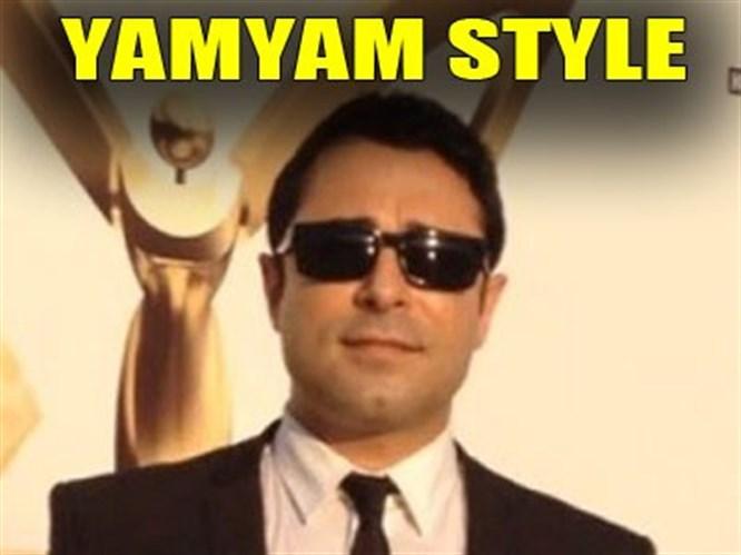 Atilla Taş'tan Türk işi Gangnam Style!