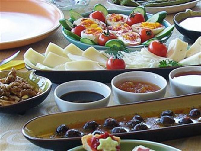 Sağlıklı sahur ve iftar yemeği için