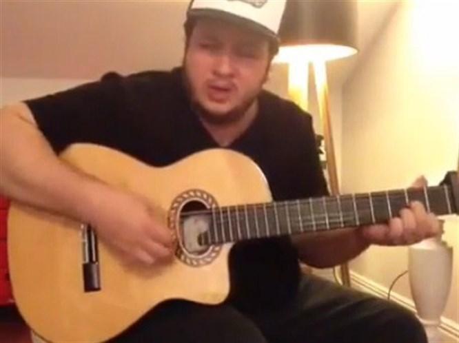Şahan Gökbakar'dan Erdoğan'a şarkı