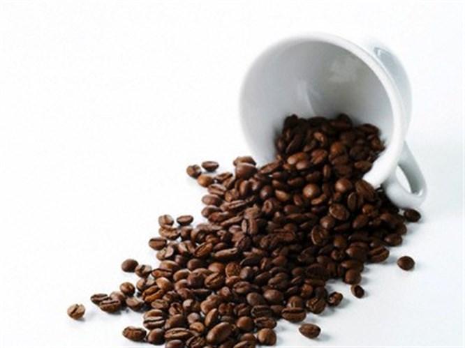Kahve telvesi ile peeling