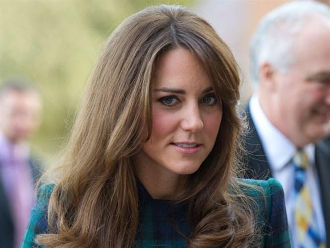 Kate, yapay vitrin mankeni!