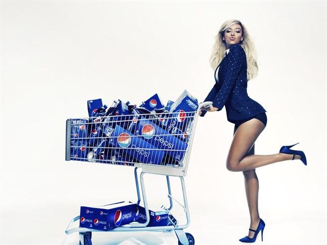 Pepsi'nin Dünya Yıldızı Beyonce Oldu!