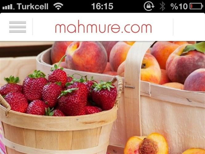 Mahmure.com Yeni Mobil Uygulaması Yayında!