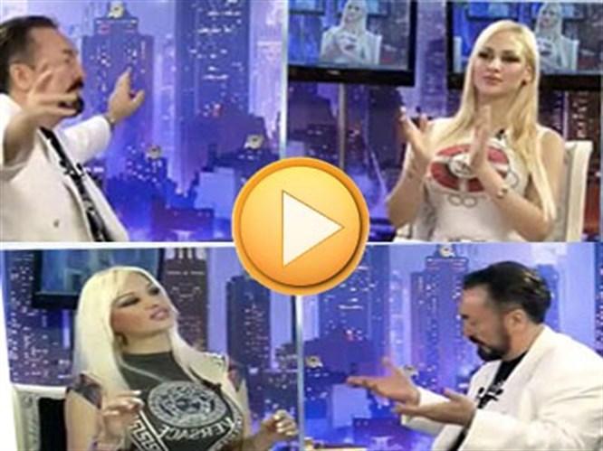 Hayat Adnan Hoca'ya güzel (Video)