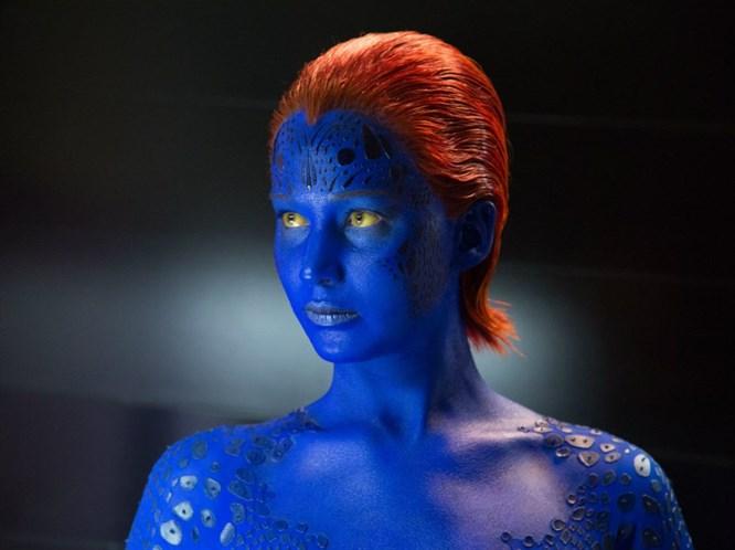 Jennifer Lawrence Hollywood'un yeni yıldızı