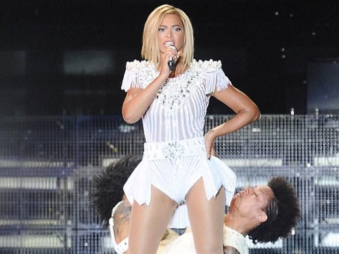 Beyonce'un yeni imajı şaşırttı
