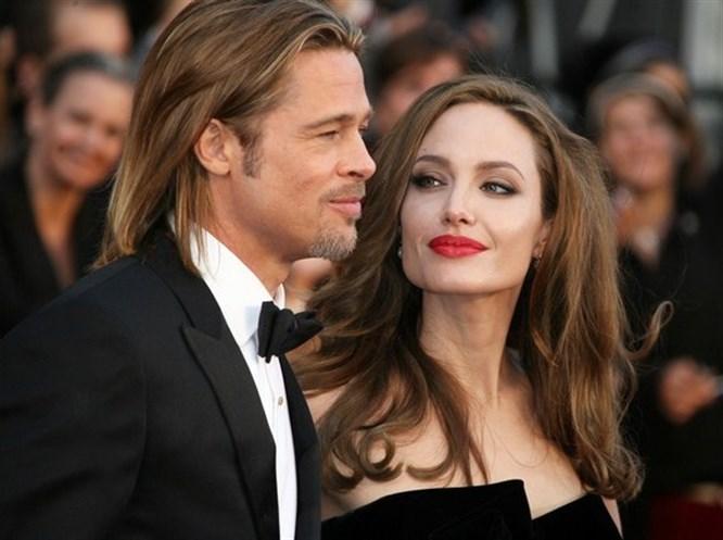 Jolie-Pitt çiftinin evlerine polis baskını!