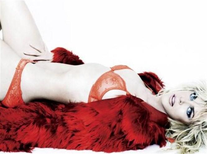 Nicole Kidman'dan 45 yaş pozu