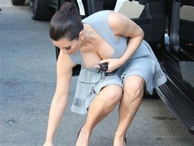 Kim Kardashian ferrarisini almaya gelmişti ama...