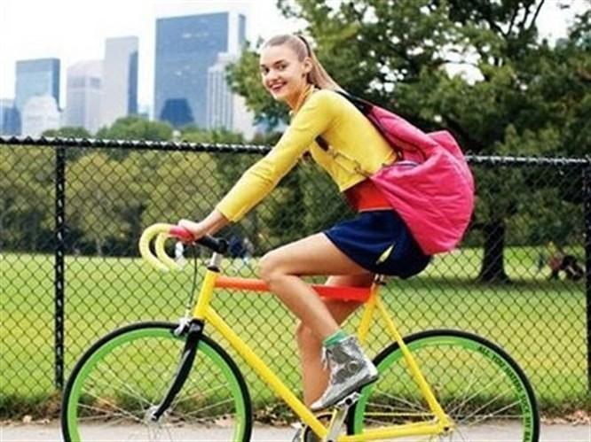 Selülit düşmanı bisiklet