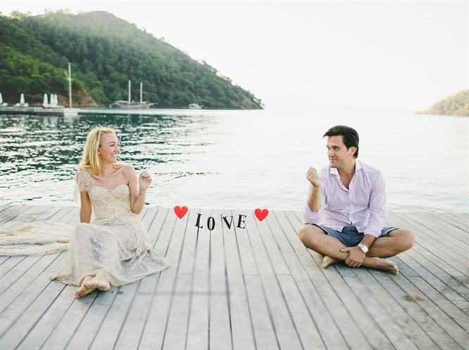 Love Knot mutluluğa düğümlüyor!