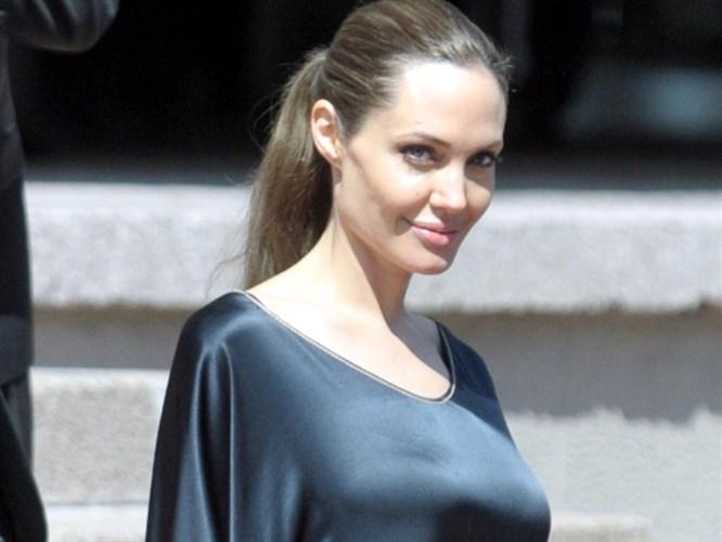 Türkler, Jolie'ye ciğer bağışı için kuyruğa girdi!