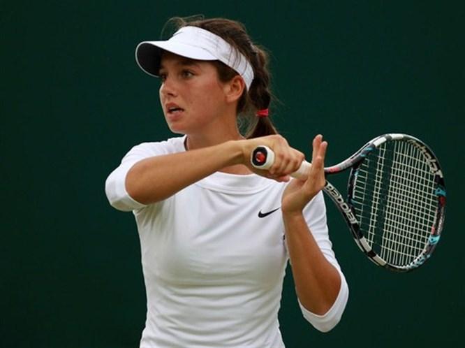 İpek, Wimbledon'da  Türkiye'yi temsil etti