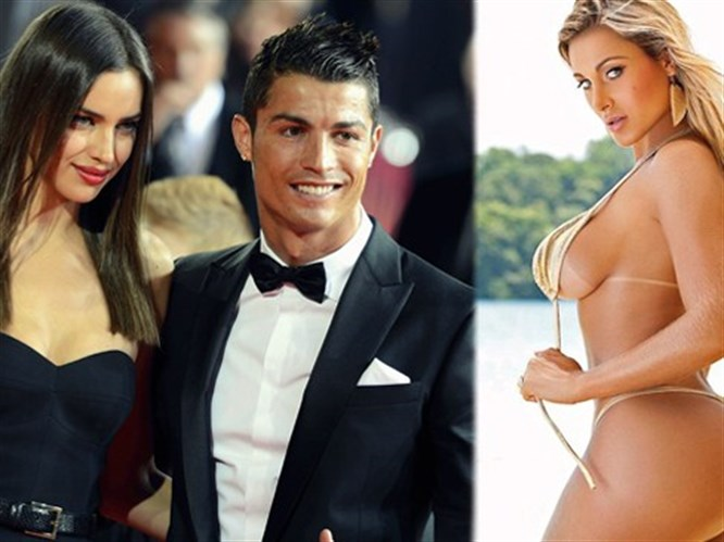 Ronaldo Irina'yı 'Bayan Popo'yla aldatmış!