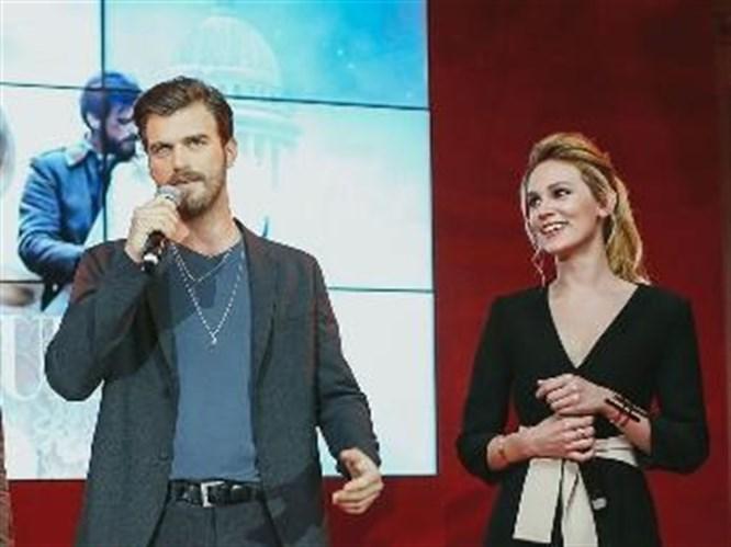 Rusya'dan Cannes'a...