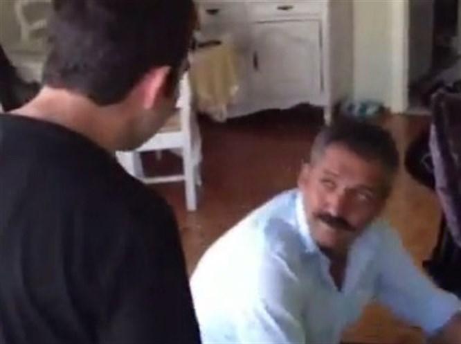 Yavuz Bingöl'den 'oğlum bak git' (video)