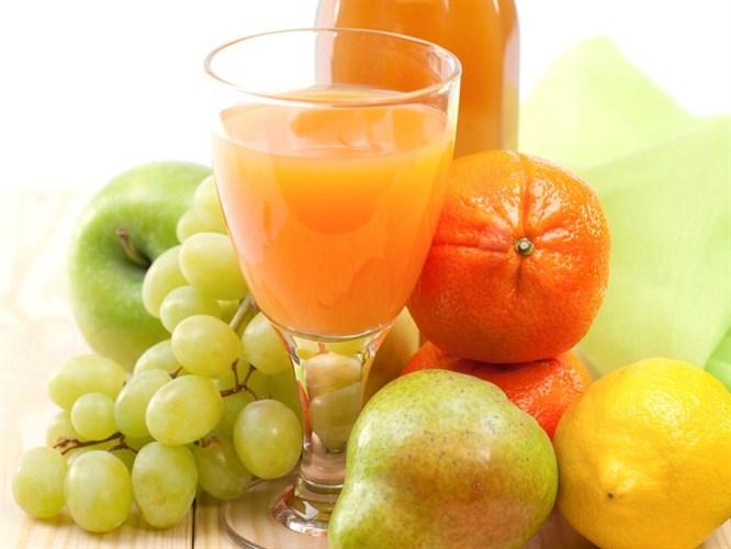 Günde 1 bardak saf meyve suyu zindelik sağlıyor