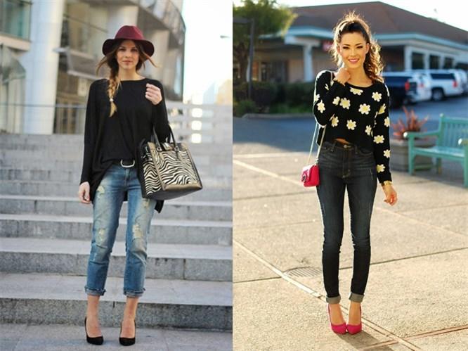 2014-2015 Sonbahar/Kış Jean Trendleri