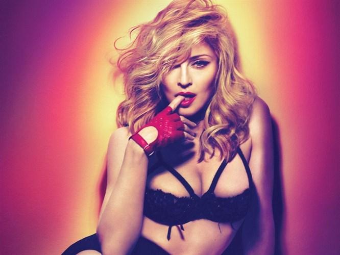 Madonna sinemadan atıldı