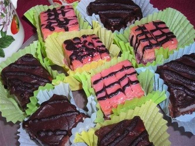 Tadımlık pastalar