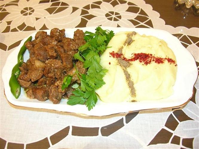 Bursa'nın enfes Sakızlı Kebabı
