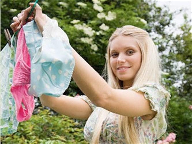 Çamaşırları evde kurutmayın!