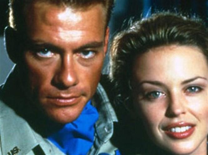 Van Damme'la Minogue aşk yaşamış!