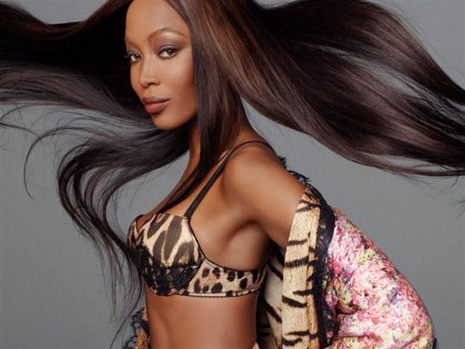 41 yaşındaki Naomi bu fiziğini neye borçlu?