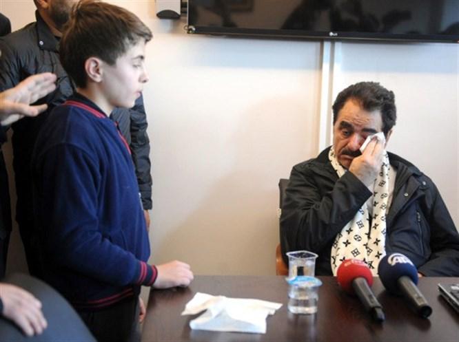 İbo'yu ağlatan Erbilli çocuk