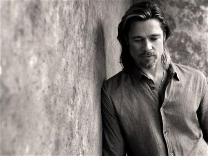 Brad Pitt kokusuyla çıldırtacak