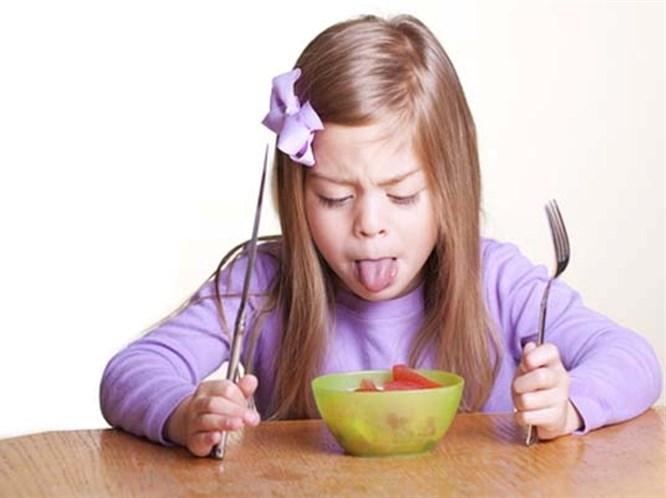 Yemek seçen çocuğunuzu yola getirin!