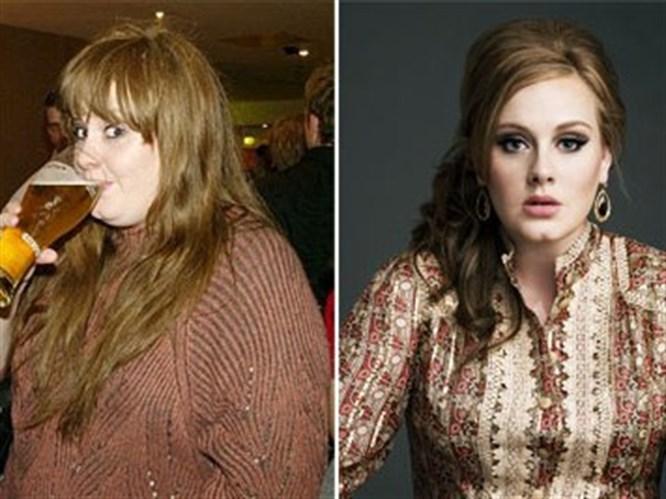 Adele'in büyük değişimi