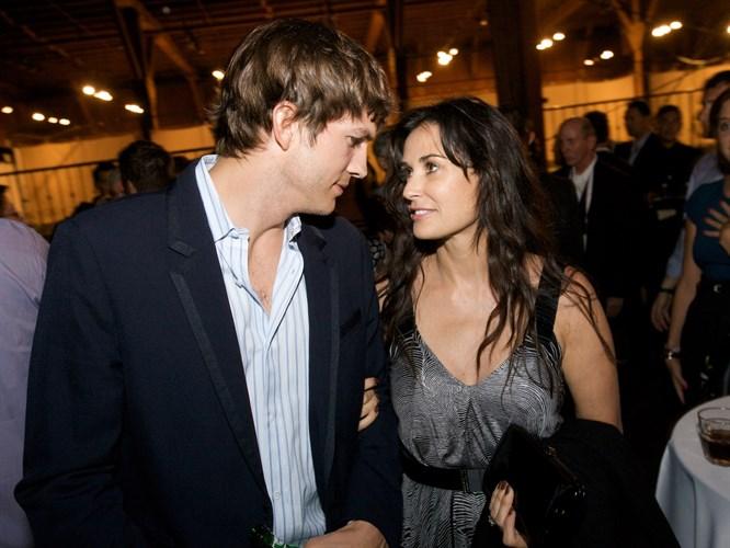 Demi Moore ve Ashton Kutcher boşandı