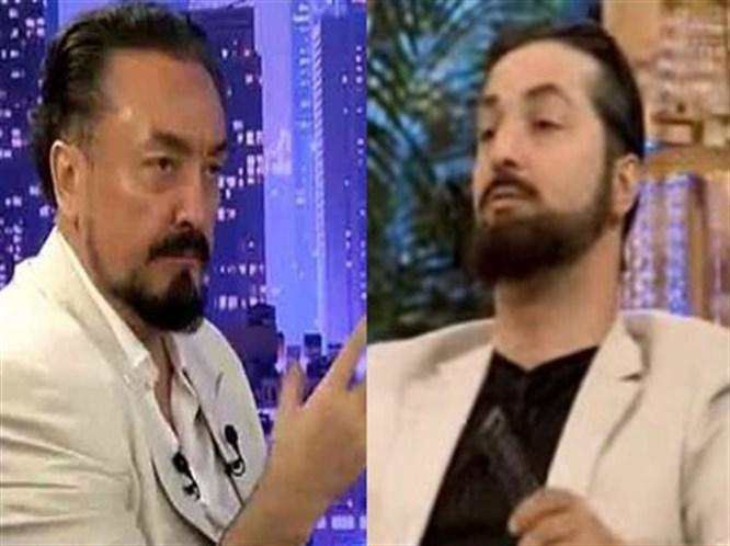 Adnan Oktar'dan taklit yorumu (Video)