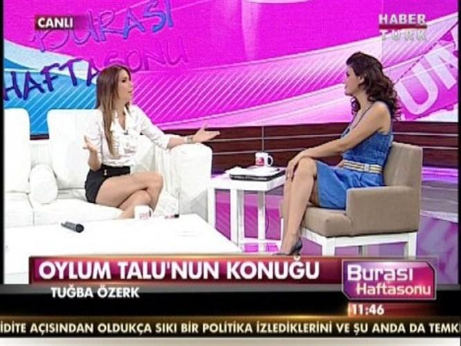 Tuğba Özerk frikik üstüne frikik verdi (Video)