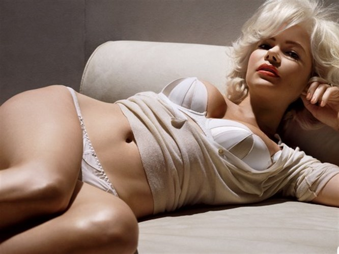 Michelle Williams'tan GQ'ya Marilyn pozları
