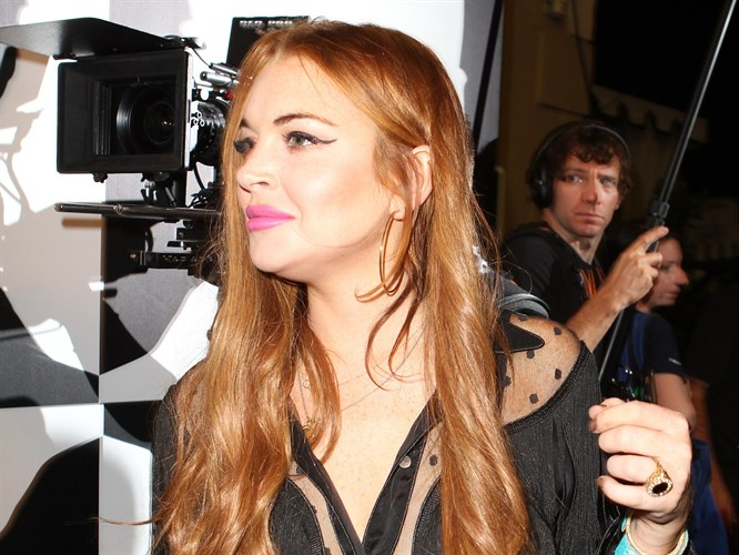 Lindsay Lohan tutuklandı