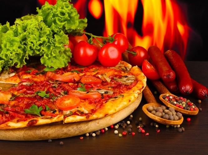 Kış Pizzası
