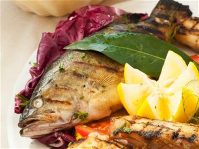 Balıkla gelen sağlık!