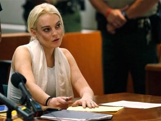 Lindsay Lohan'ın cezası belli oldu!