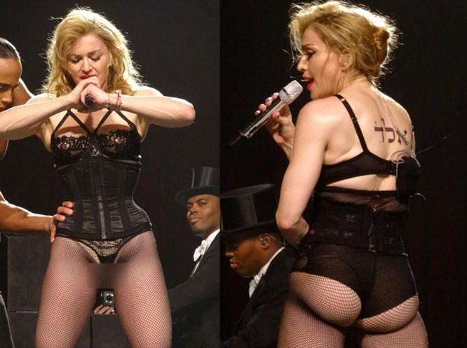 Madonna çıldırdı!