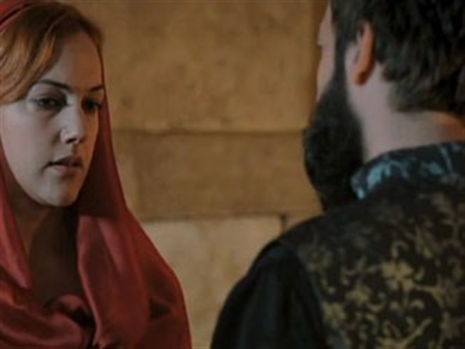 Hürrem Sultan Pargalı'yı avucuna aldı