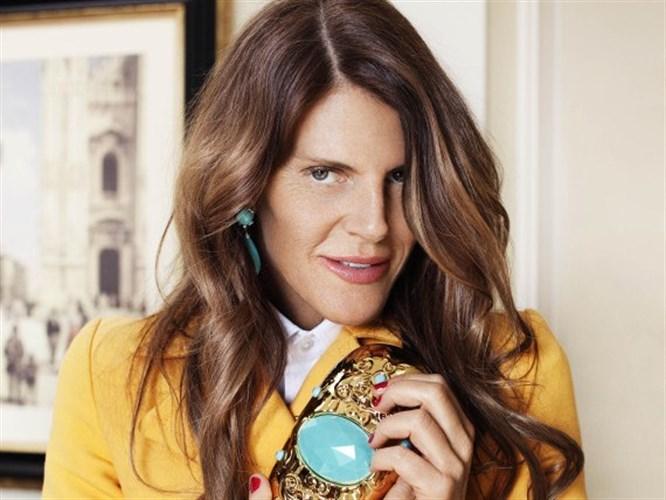 Anna Dello Russo, H&M için bir koleksiyon hazırlıyor