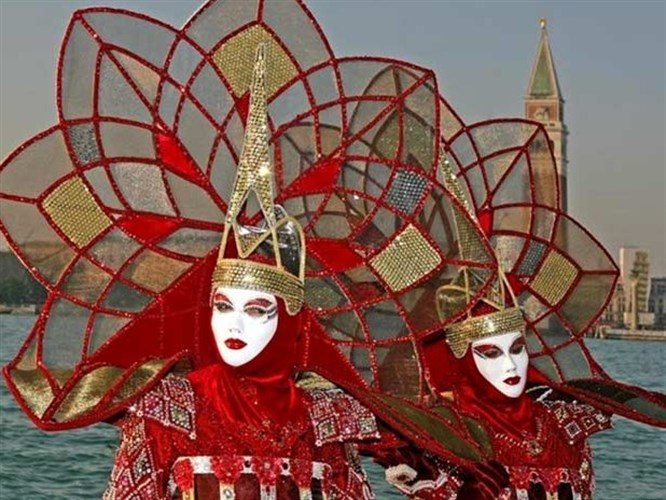 Venedik Karnavalı